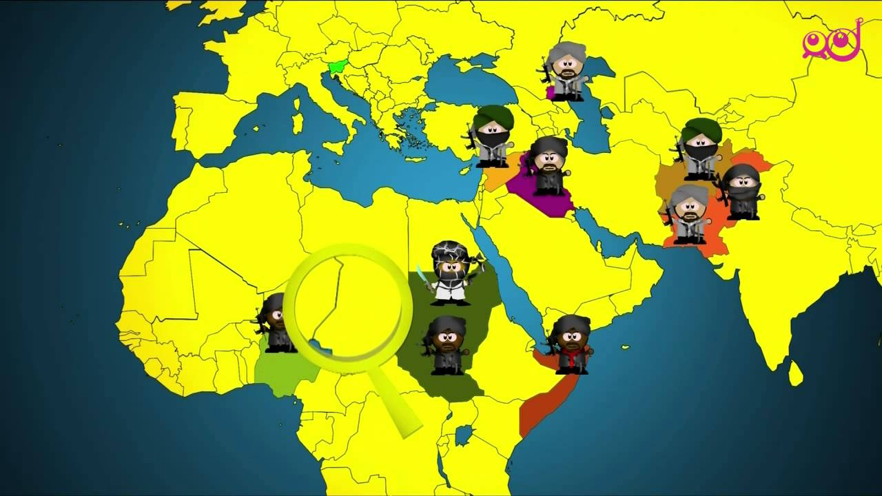Terorizem, represija, varnost, svoboščine